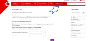 Vodafone.de Freemail Login
