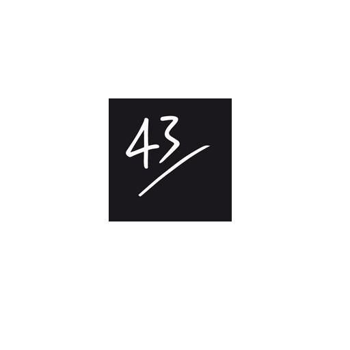 43einhalb.de Logo